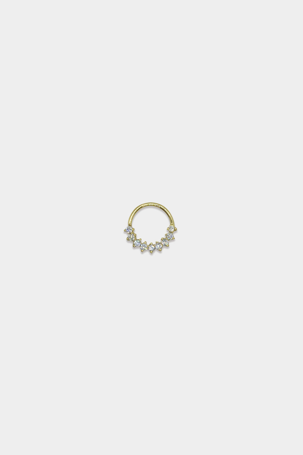 Billie Gold Daith Earring
