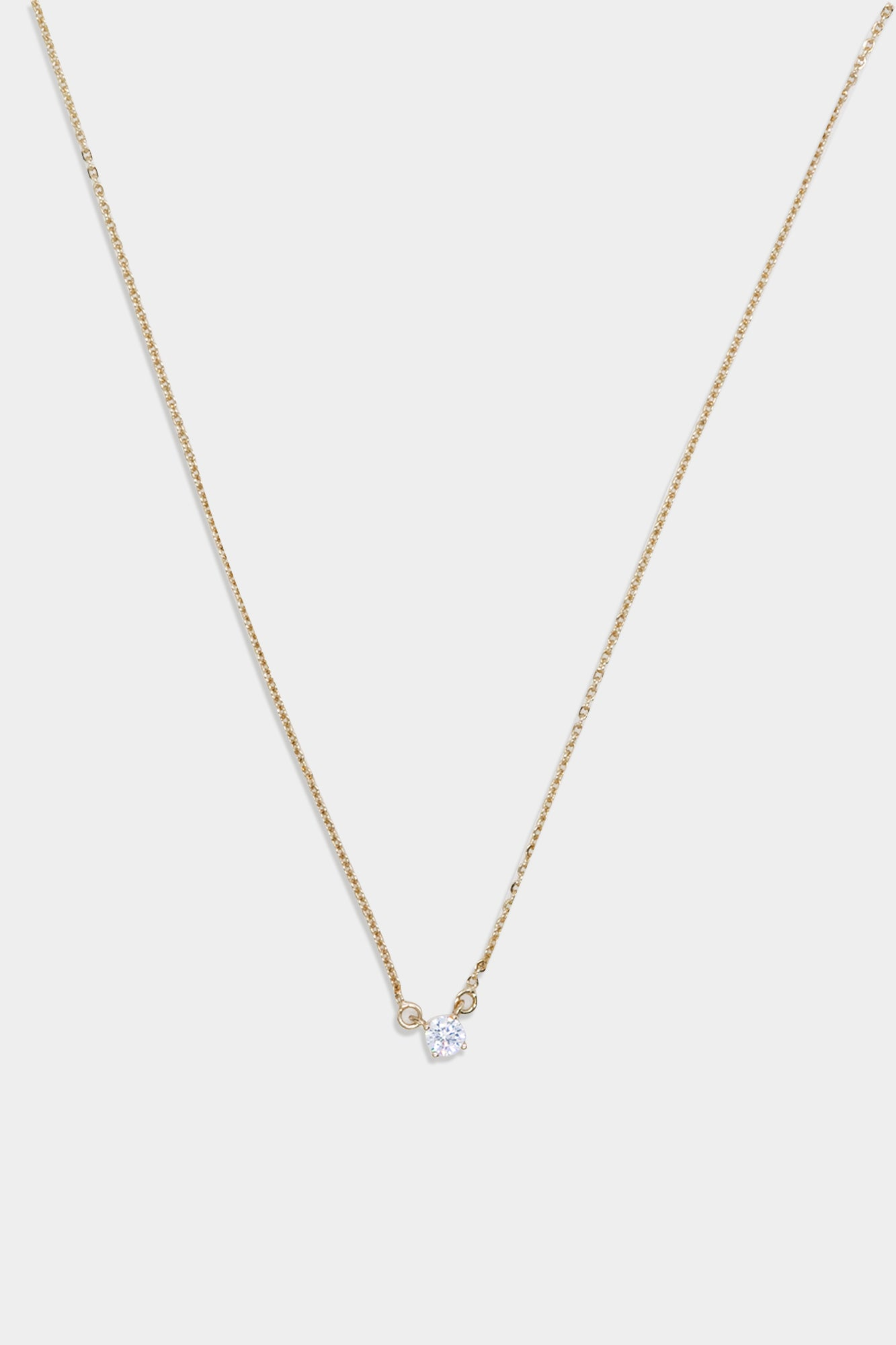 Olivia Gold Necklace
