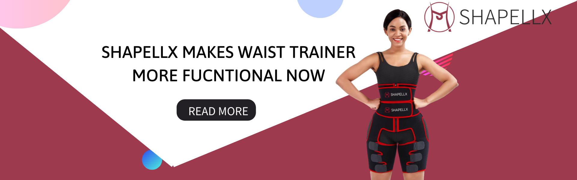 Shapellx Makes Waist Trainer More Functional Now