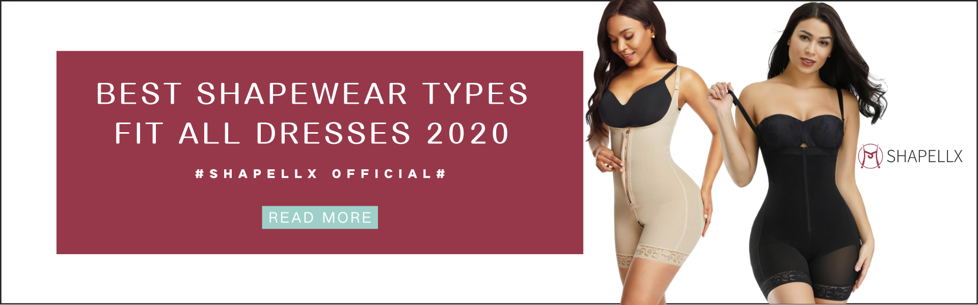 Best Shapewear Fits All Types of Dresses 2020