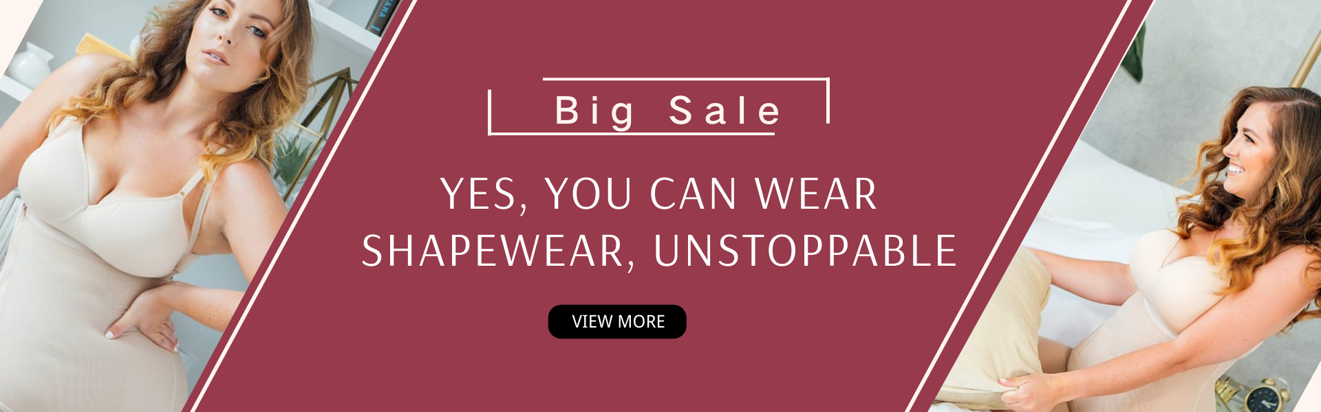 Yes, You Can Wear Shapewear, Unstoppable