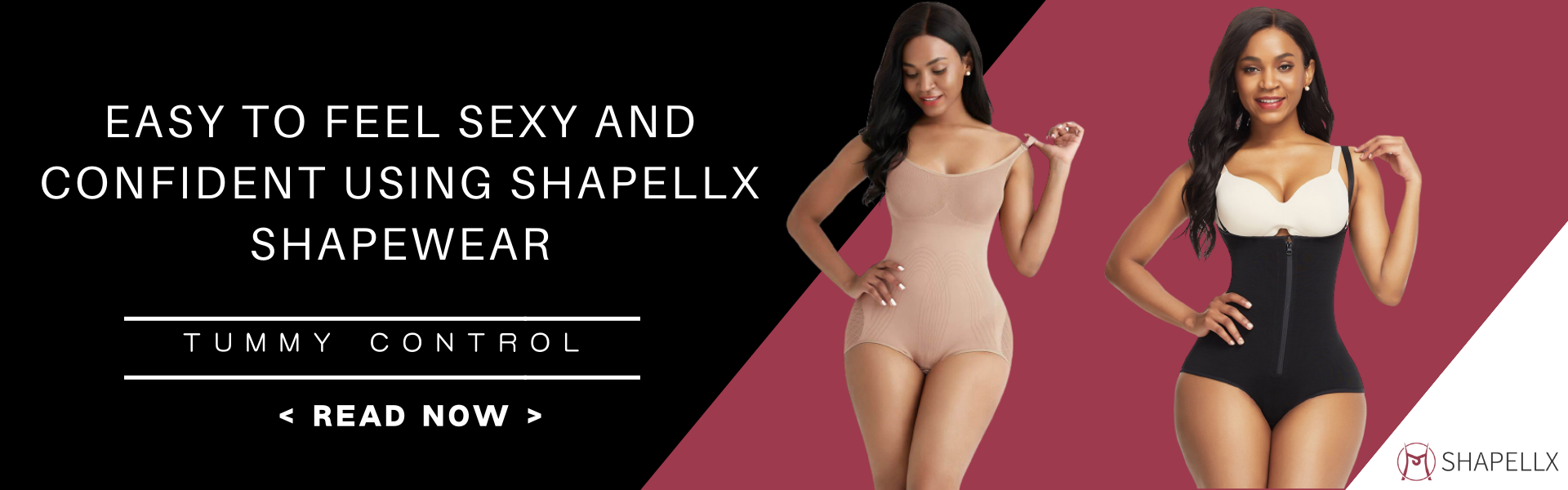 Easy To Feel Sexy And Confident Wearing Shapellx