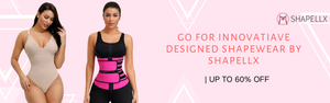 Go For Innovative Designed Shapewear By Shapellx