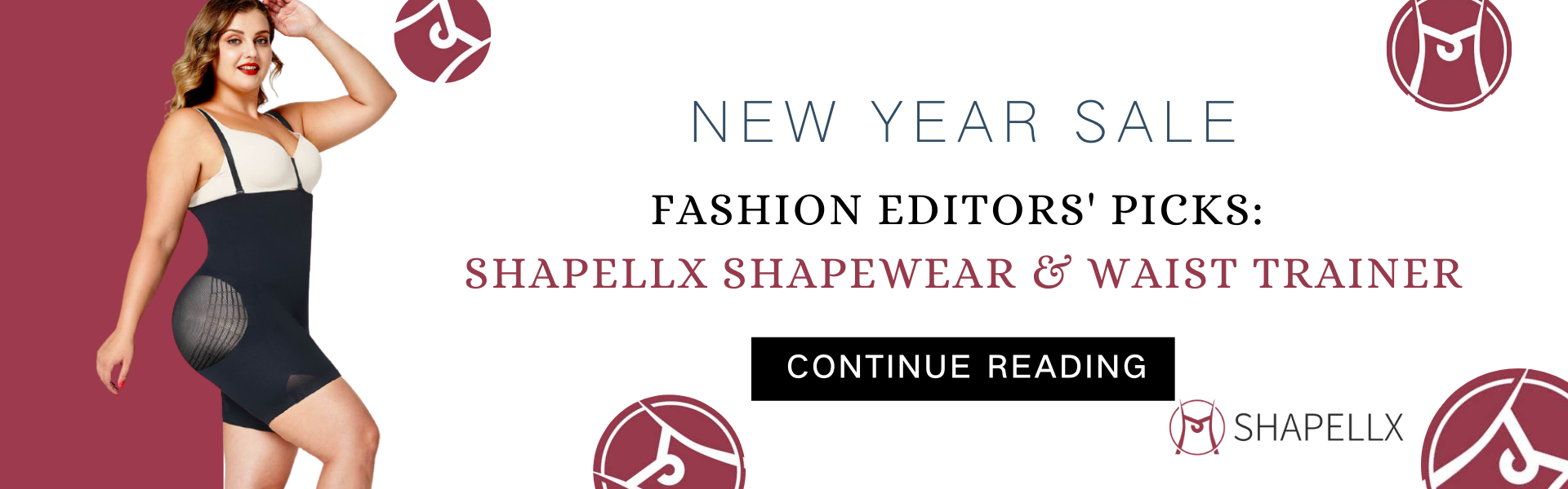 Fashion Editors' Picks: Shapellx Shapewear & Waist Trainer