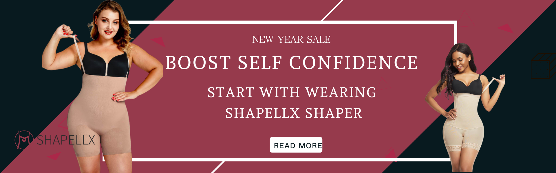 Boost Self Confidence: Start With Wearing Shapellx Shaper