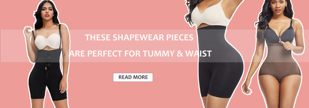 These Shapewears Are Perfect for Tummy and Waist
