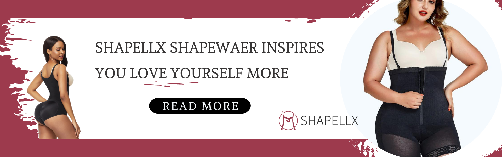 Shapellx Shapewear Inspires You to Love Yourself More