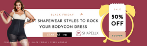 Best Shapewear Styles To Rock Your Bodycon Dress