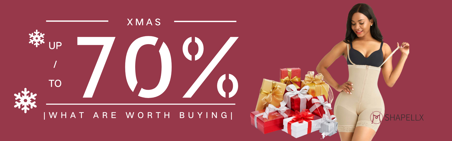 What Are Worth Buying  During Shapellx Christmas Sale