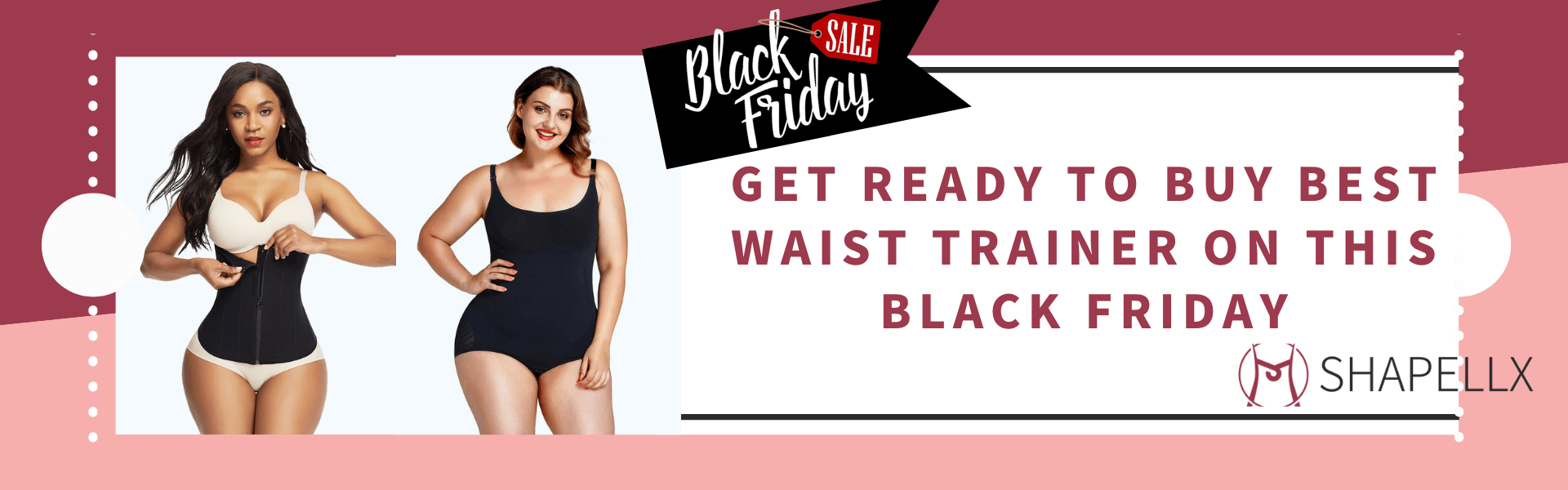 Get Ready to Buy Best Waist Trainer on This Black Friday