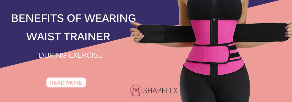 Benefits of  Wearing Waist Trainer Shapewear During Exercise