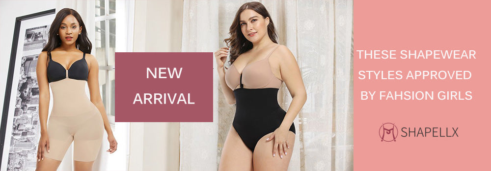 These Shapewear Styles Approved By Fashion-Girls