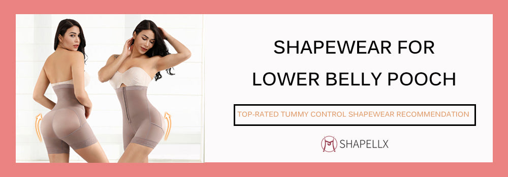 Does Shapewear for Lower Belly Pooch Really Work