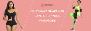 Must-have Shapewear Styles for Your Wardrobe