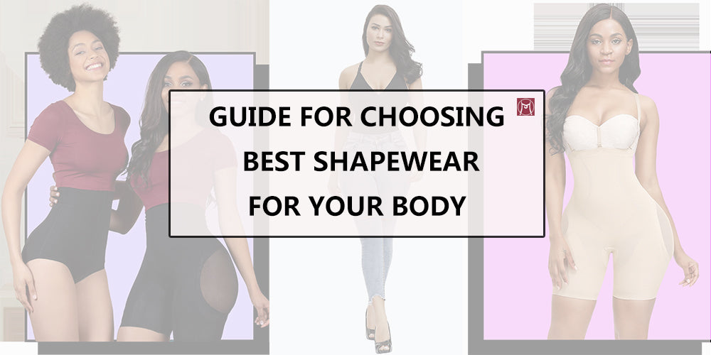 Guide for Choosing  Best Shapewear Slips for Your Body