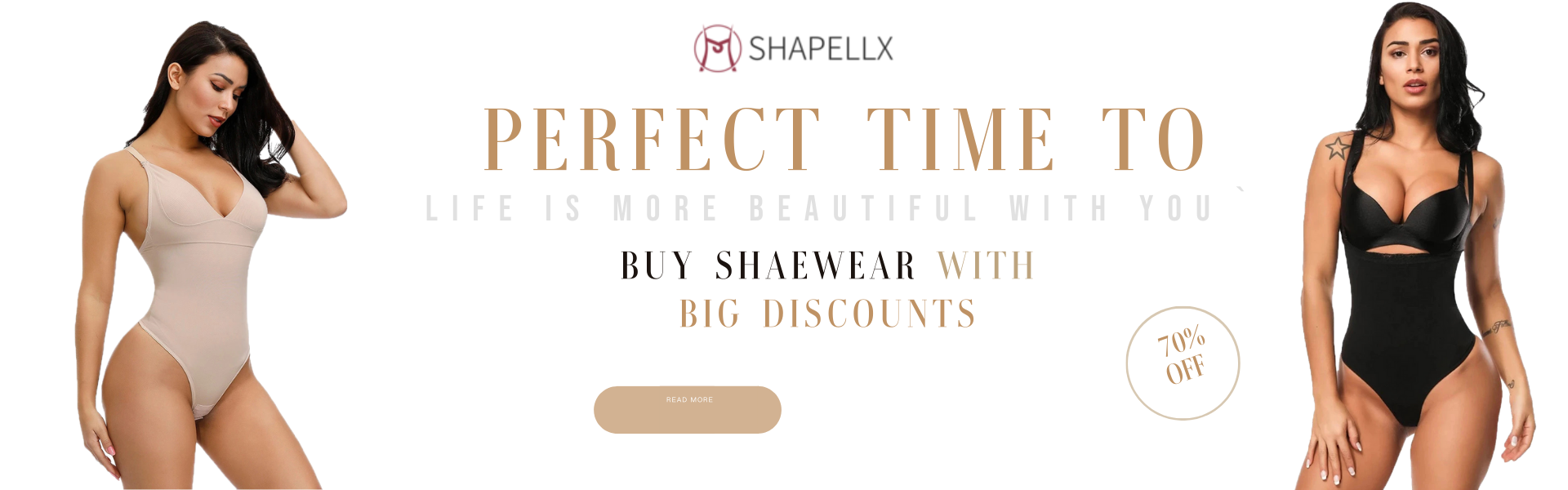 Now is Perfect Time Buy Shapewear with Big Discount - Mother's Day Sale