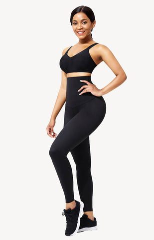 TUMMY CONTROL SHAPING LEGGINGS