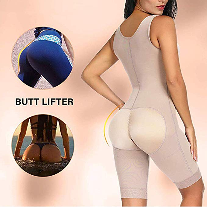 Shapellx Overbust Postpartum Recovery Slimming Body Shaper