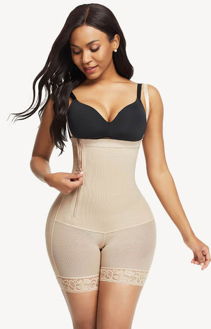 best shapewear bodysuits with side zipper