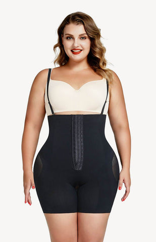 plus size shapewear bodysuits tummy control