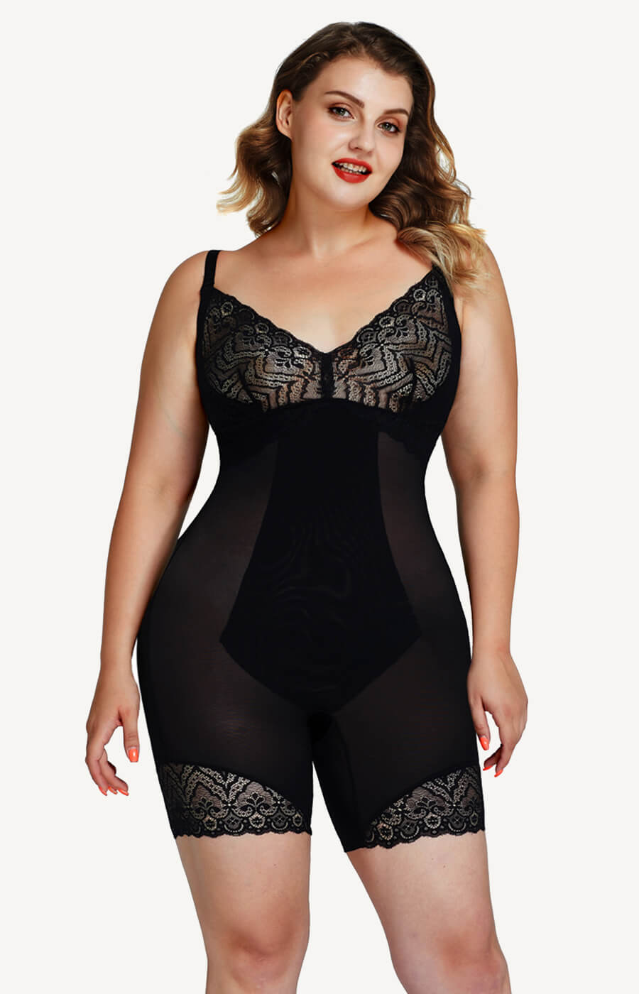 plus size shapewear bodysuits