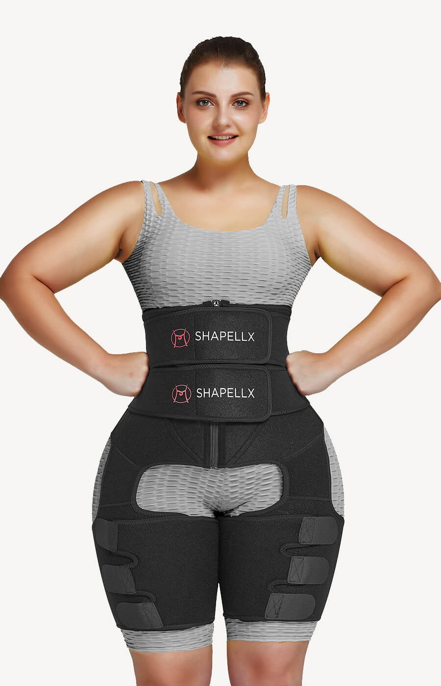 waist and thigh trainer plus size