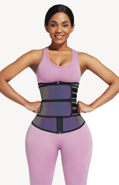 reflective waist trainer for women