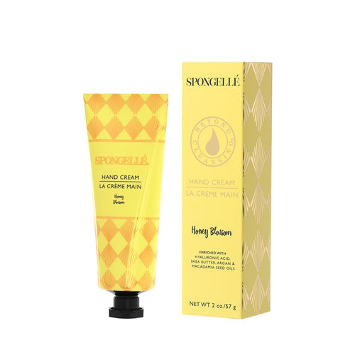 Spongelle hand cream Honey at The Beauty Spa Warlingham