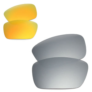 RAWD Polarized Replacement Lenses for-Oakley Fuel Cell OO9096 -Options
