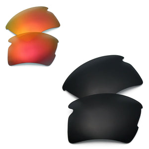 RAWD Polarized Replacement Lenses for-Oakley Flak 2.0 XL - Sunglass