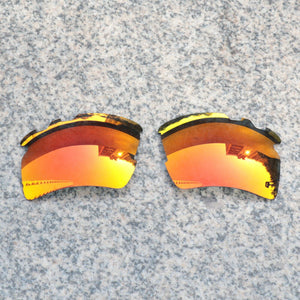 RAWD Polarized Replacement Lenses for-Oakley Flak 2.0 XL Vented-Sunglass