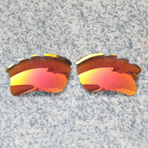 RAWD Polarized Replacement Lenses for-Oakley Flak Jacket XLJ Vented -Sunglass