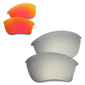 RAWD Polarized Replacement Lenses for-Oakley Half Jacket XLJ Sunglass-Options