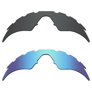 RAWD Polarized Replacement Lens for-M Frame Sweep Vented-Sunglass