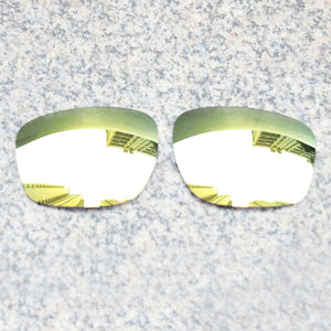 RAWD Polarized Replacement Lenses for-Oakley Sliver F - Sunglass
