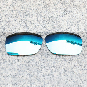 RAWD Polarized Replacement Lenses for-Oakley Turbine - Sunglass
