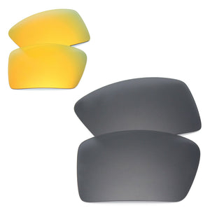 RAWD Polarized Replacement Lenses for-Oakley  Eyepatch 1&2 OO9136-Options