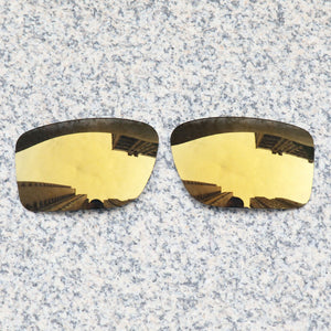 RAWD Polarized Replacement Lenses for-Oakley Double Edge OO9380