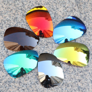 RAWD Polarized Replacement Lenses & Rubber Kits for-Oakley Crosshair 1.0 (2005)