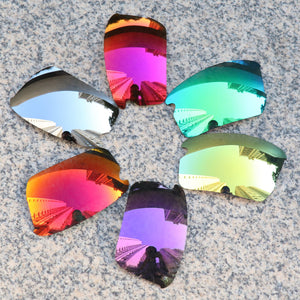 RAWD Polarized Replacement Lenses for-Oakley Flak 2.0 Asian Fit OO9271-Options