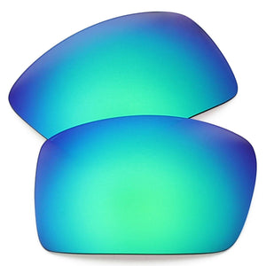 RAWD Polarized Replacement Lenses for-Oakley Oil Drum Sunglass -Options