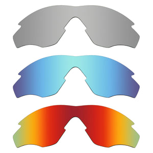 RAWD Polarized Replacement Lenses for-M2 Frame/XL (Asian Fit) -Options