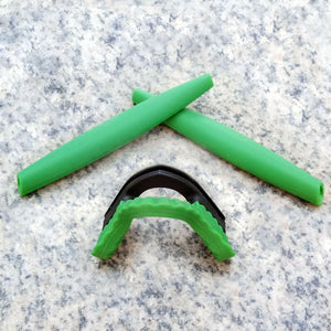 RAWD Earsocks+Nose Pads Rubber Kits for-M Frame Heater/Strike/Sweep Options