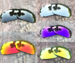 LenzPower Polarized Replacement Lenses for Jawbone Options