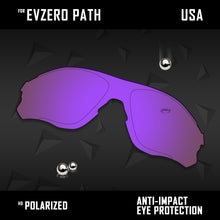Load image into Gallery viewer, Anti Scratch Polarized Replacement Lenses for-Oakley EVZero Path OO9313 Options
