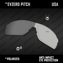 Load image into Gallery viewer, Anti Scratch Polarized Replacement Lenses for-Oakley EVZero Pitch OO9383 Options
