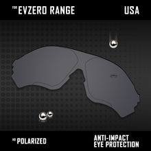 将图片加载到图库查看器,Anti Scratch Polarized Replacement Lenses for-Oakley EVZero Range OO9327 Options