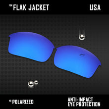 Load image into Gallery viewer, Anti Scratch Polarized Replacement Lenses for-Oakley Eyepatch 2 OO9136 Options
