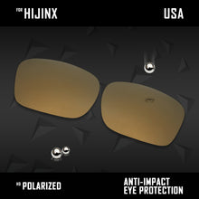 Load image into Gallery viewer, Anti Scratch Polarized Replacement Lenses for-Oakley Antix OO9077 Options