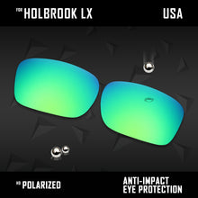 Load image into Gallery viewer, Anti Scratch Polarized Replacement Lenses for-Oakley Holbrook LX OO2048 Options